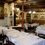 Castilla una de las salas del restaurante