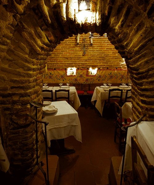 Botín Restaurante in Madrid