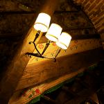 Decoración del Restaurante Botín